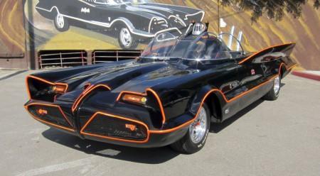 Subastado por 3,6 millones el primer coche de Batman