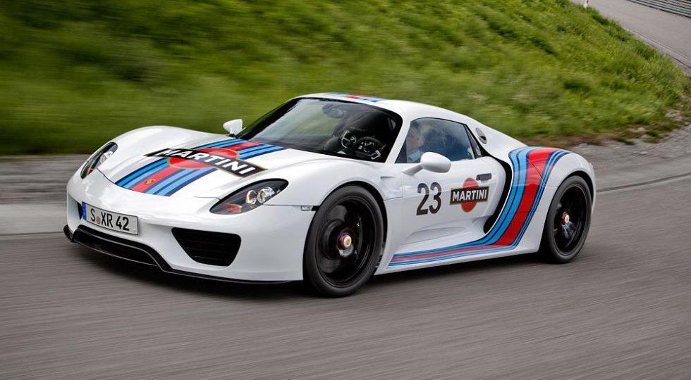 Porsche 918 Spyder, 780 CV y 3 litros de consumo