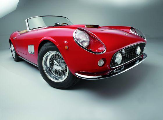 Clásicos: los coches más caros del mundo