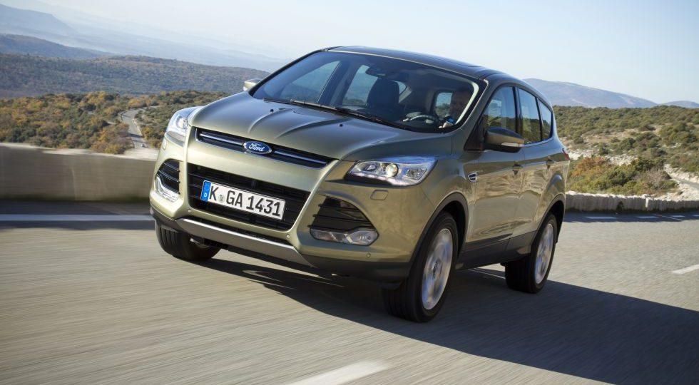 Ford Kuga, menos diseño y más calidad