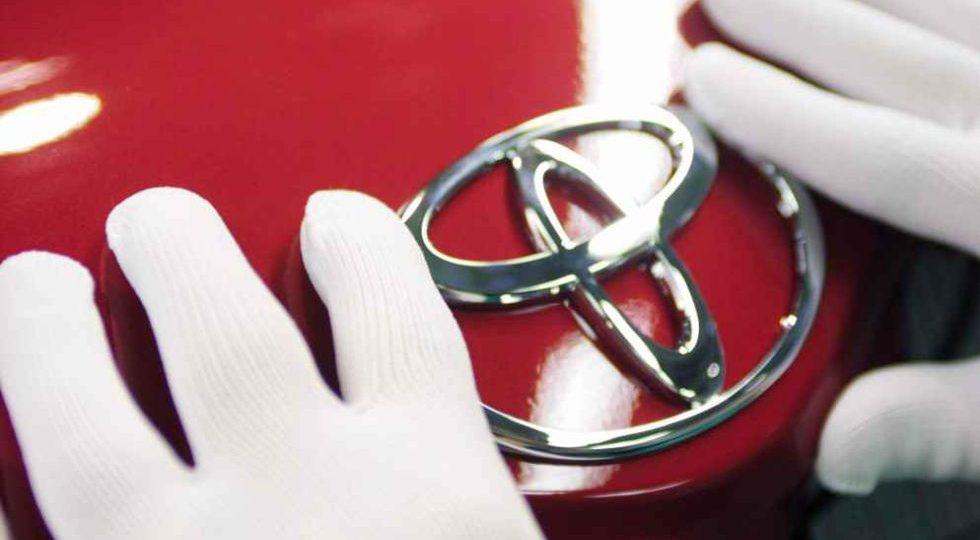 Toyota, el fabricante con un mayor valor de marca