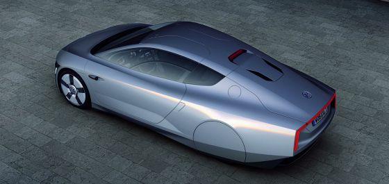 VW XL 1, el fórmula 1 del consumo