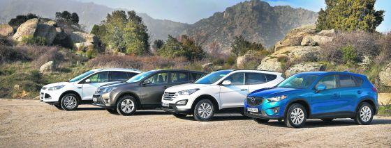 El Mazda destaca por el buen precio y el mejor motor