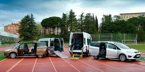 Ford España invertirá un millón de euros en ayudas a personas con discapacidad