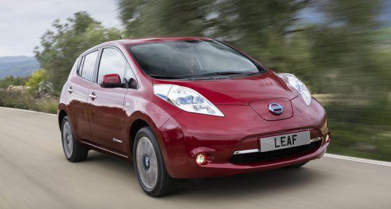 Nissan baja el precio del Leaf
