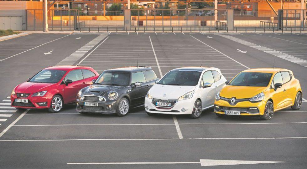 El Ibiza Cupra impone su calidad mecánica