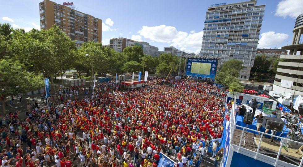Los goles de España tienen descuento