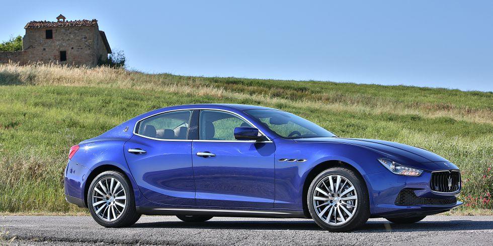 La nueva Maserati