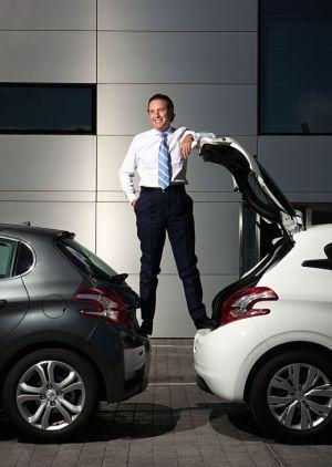 Rafael Prieto, nuevo presidente de la patronal del automóvil
