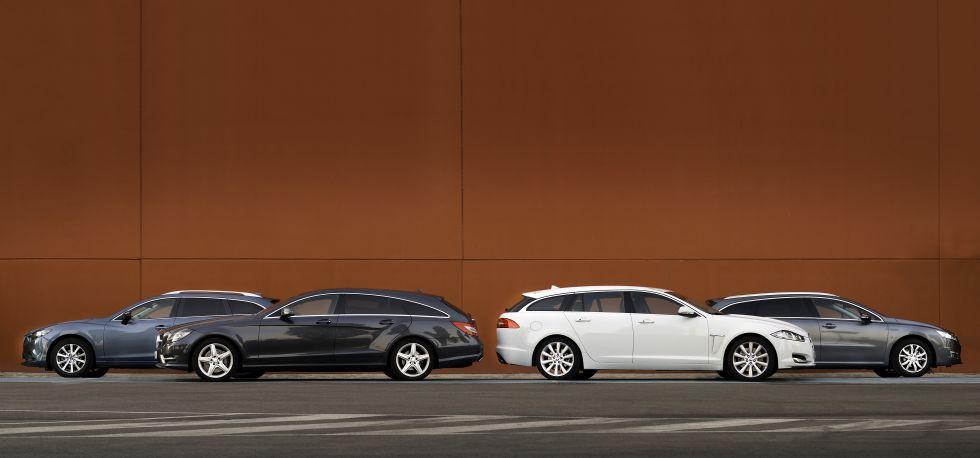 El Jaguar y el Mazda vienen mejor equipados