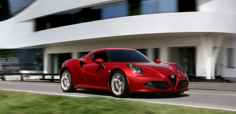 Un Ferrari para resucitar Alfa Romeo