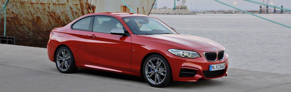BMW desvela el Serie 2