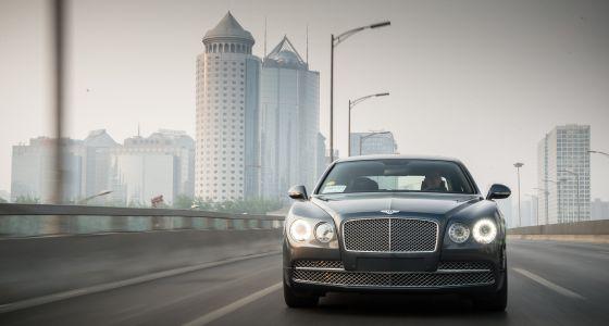 El nuevo Bentley Flying Spur, lujo asiático muy 'british'
