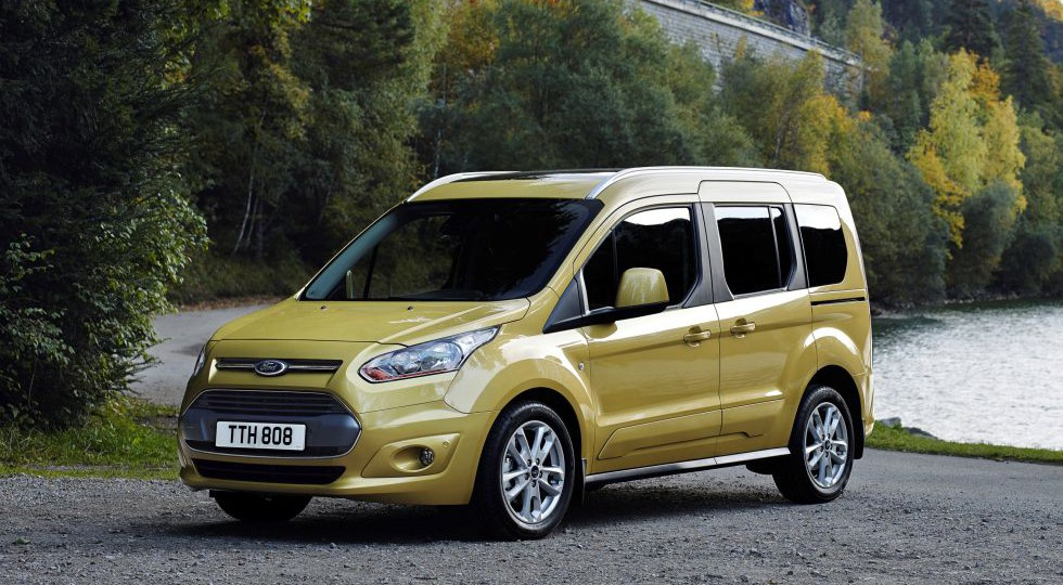 Otro Ford fabricado en España