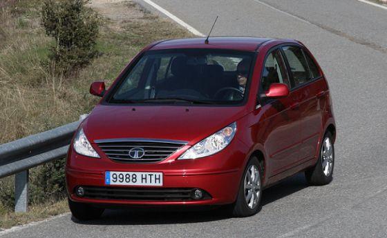 El Tata Vista estrena motor diésel