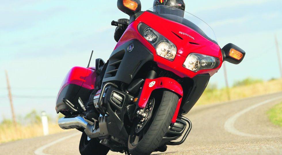 El gusto de una moto grandiosa