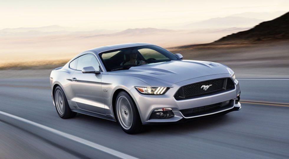 El Mustang cabalgará por fin en Europa