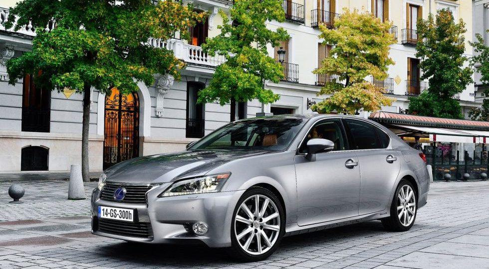 GS 300h, lo último de Lexus