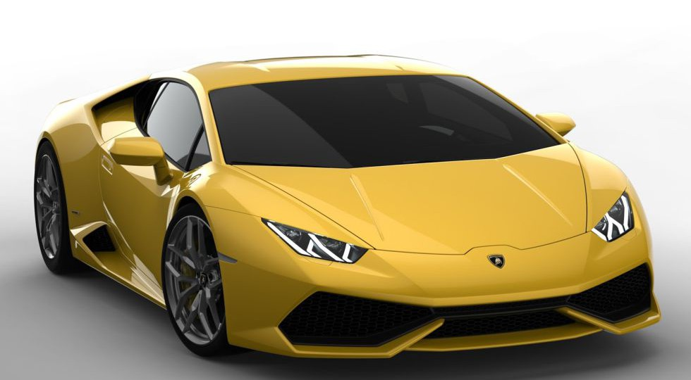 Es oficial: Lamborghini Huracán
