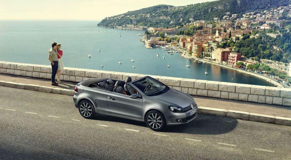 Llega el nuevo Volkswagen Golf Cabrio Karmann Edition