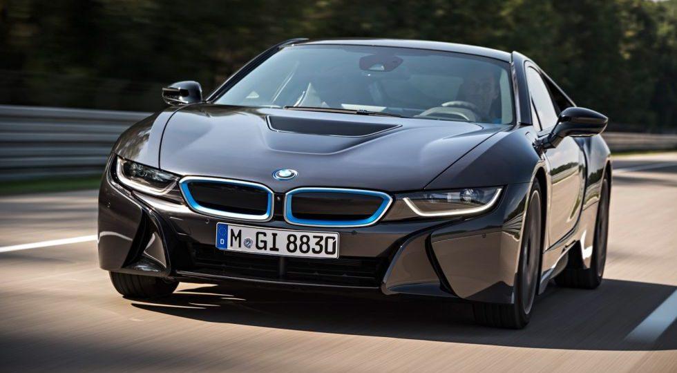 El BMW i8 costará 129.900 euros