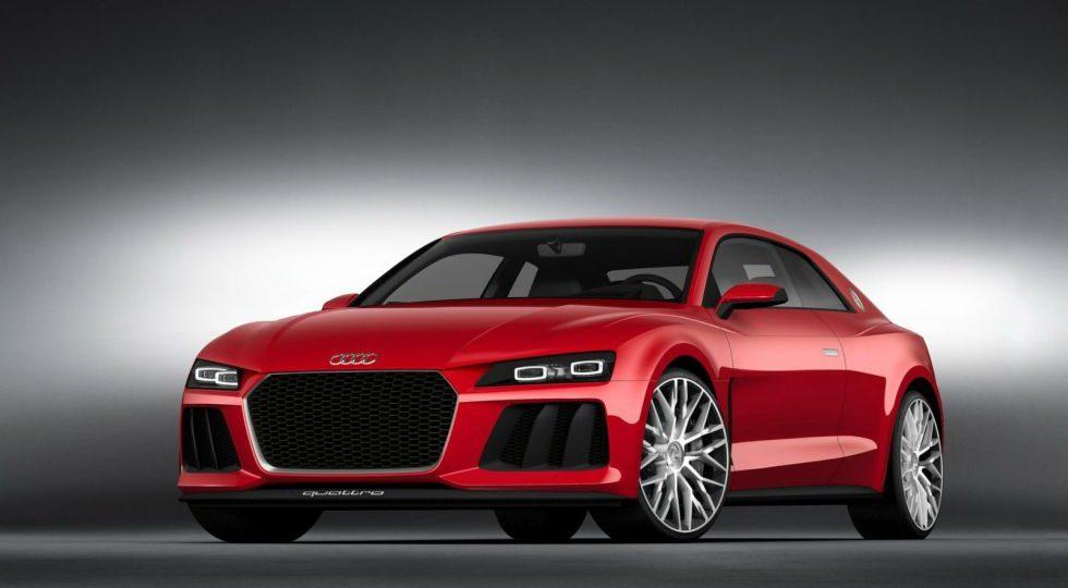 Audi presenta el Sport Quattro laserlight concept