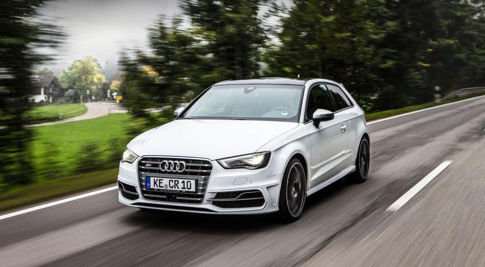 ABT saca el lado duro del Audi S3