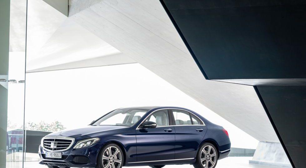 El nuevo Mercedes Clase C, desde 34.950 euros
