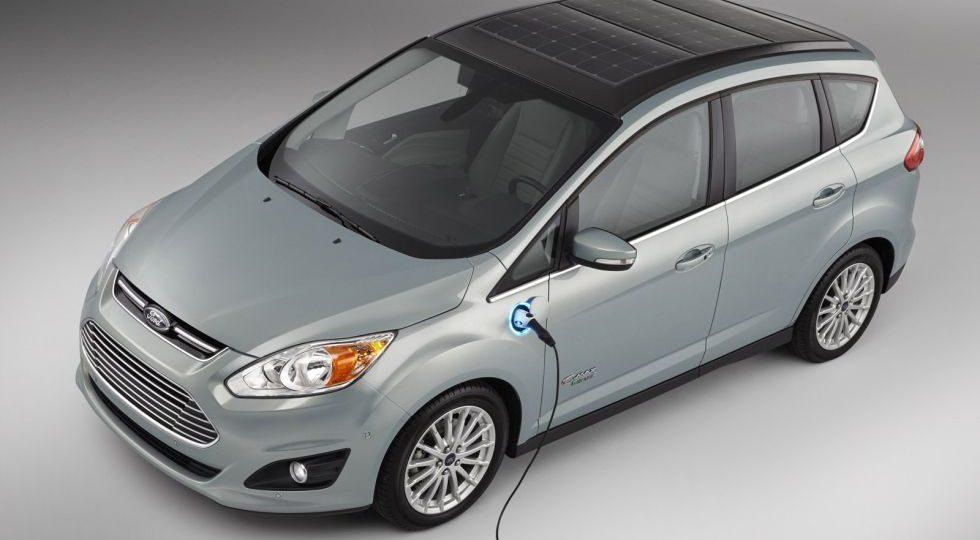 Ford C-MAX Solar Energi Concept, alimentado por el sol