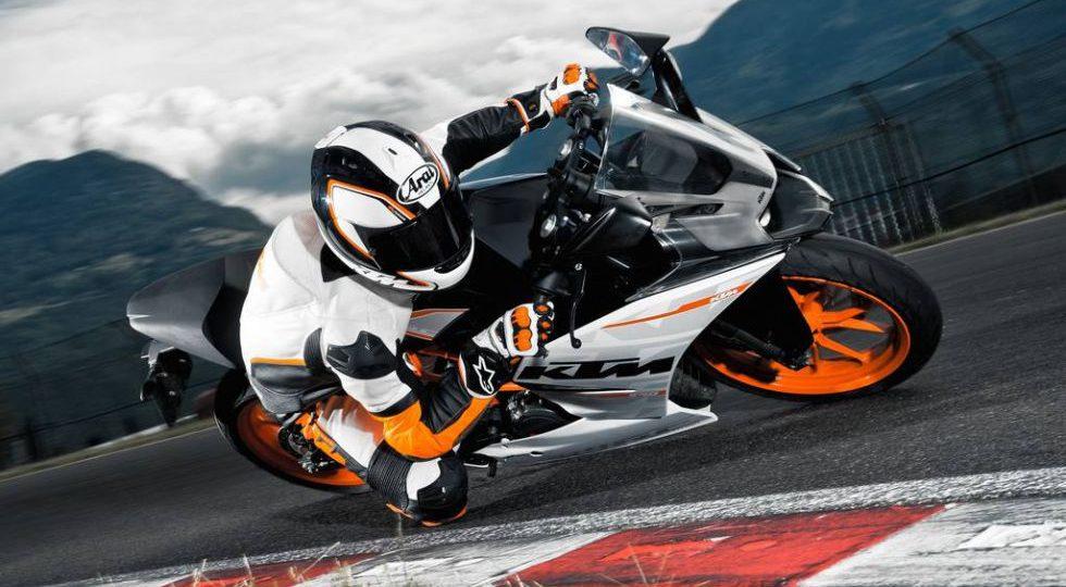 KTM RC390, la esperada deportiva naranja