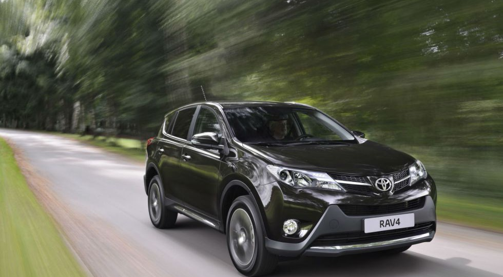 Toyota amplía la gama RAV4