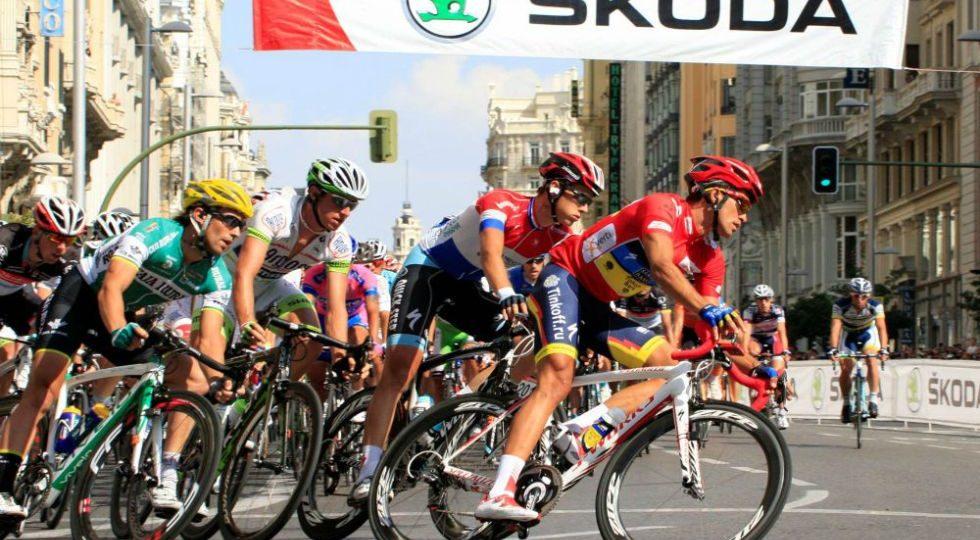 Skoda es el Vehículo Oficial de la Vuelta a España 2014