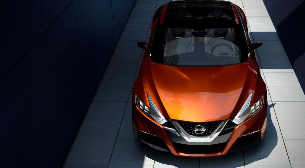 Sport Sedan, anticipando el futuro de Nissan