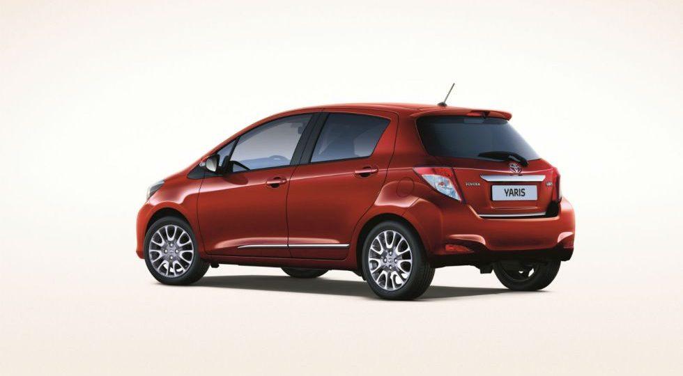 El Toyota Yaris 2014 estrena nueva gama de accesorios