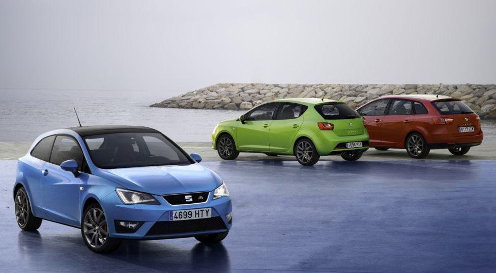 El Seat Ibiza 1.4 TSI FR estrena tecnología ACT