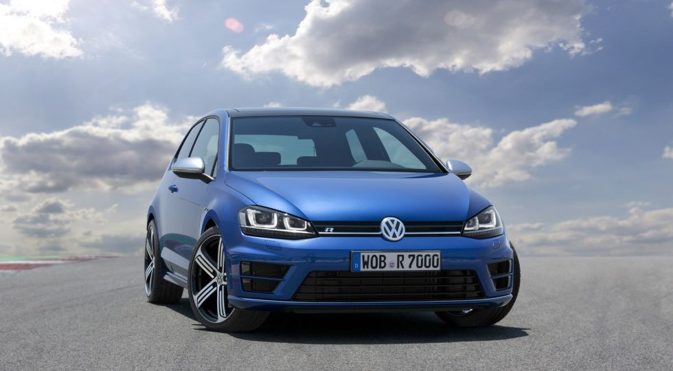 El VW Golf R, por 39.230 euros