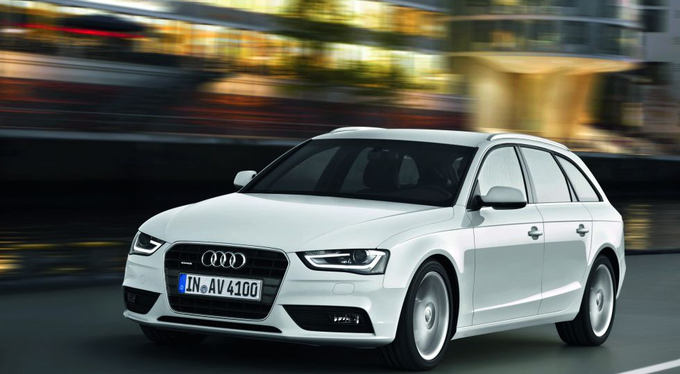 Nuevo Audi A4 S line edition