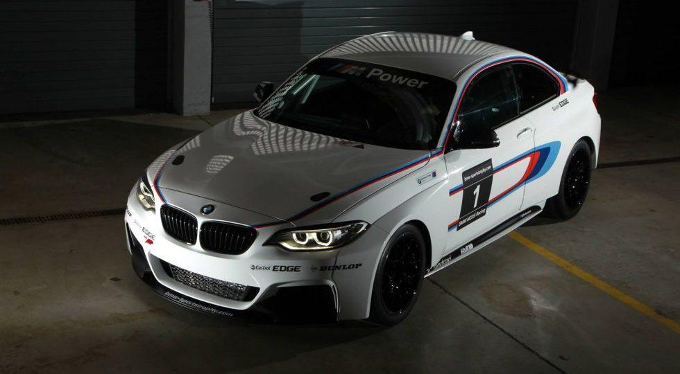 BMW M235i Racing, a circuito