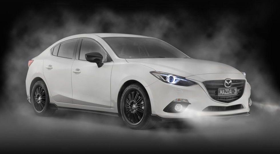 Nuevo Kuroi Sports Package para el Mazda3… australiano