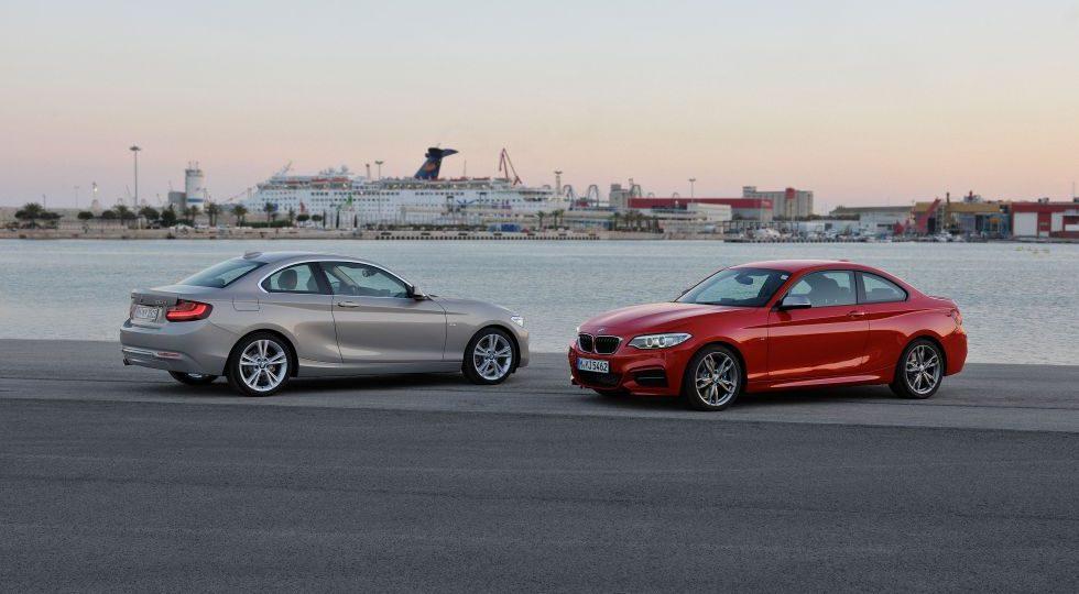 BMW amplía su gama con el nuevo Serie 2 Coupé