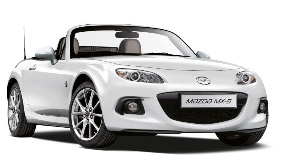 Edición Sakura para Mazda