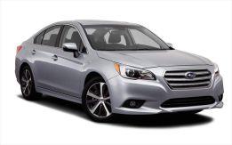 Así es el Subaru Legacy