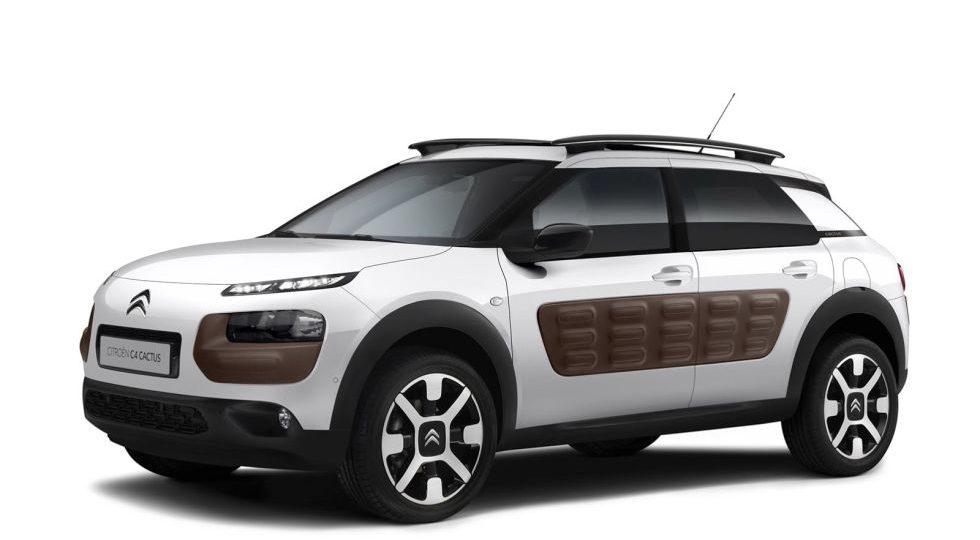 Se filtra el Citroën C4 Cactus