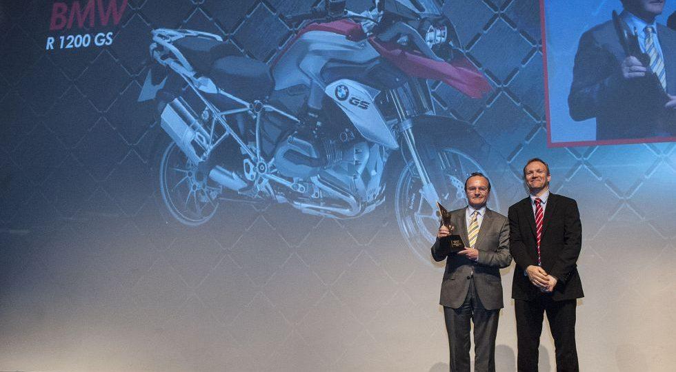 La BMW R 1200 elegida la Mejor Moto del Año 2014 por Motos.net