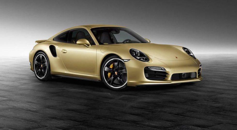 911 Lime Gold Metallic, directo desde Porsche Exclusive