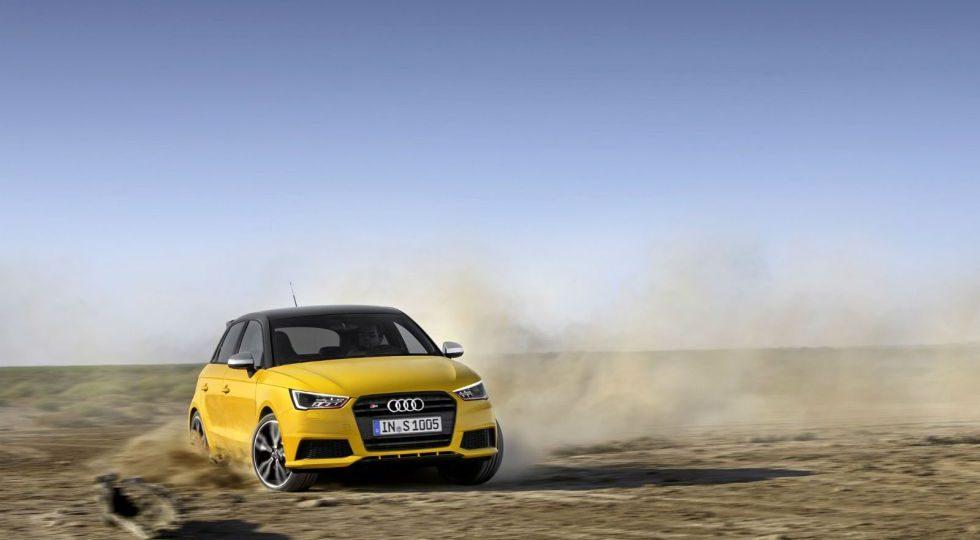 Así es el Audi S1