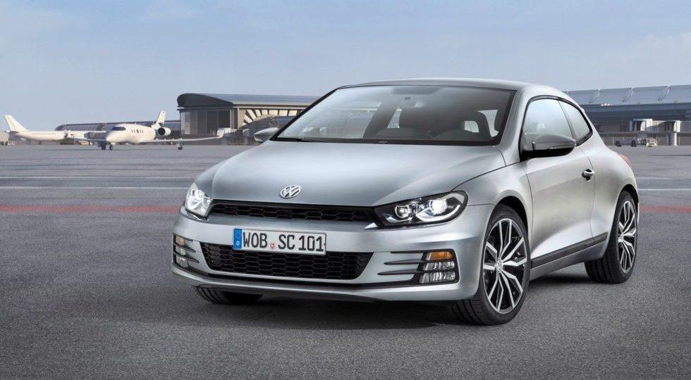 VW pone al día al Scirocco