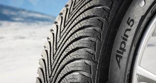 Michelin lanza el Alpin 5
