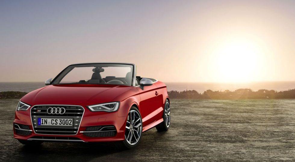 Y ahora, el Audi S3 Cabrio