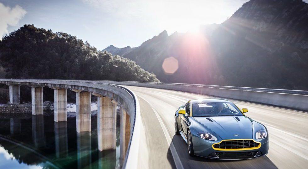 Dos golosinas de Aston Martin para el Salón de Ginebra
